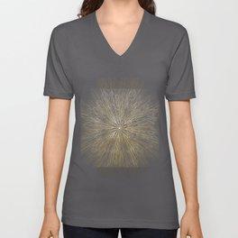 Forest Mandala Unisex V-Neck