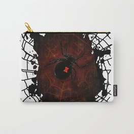 Black Widow (Signature Design) Carry-All Pouch