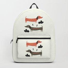Wiener Dogs Backpack