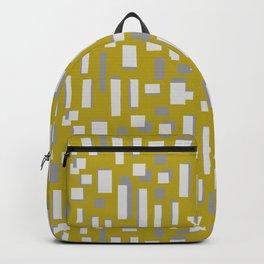 Platte mustard Backpack