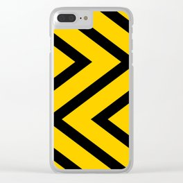 High Vis. 01. Clear iPhone Case
