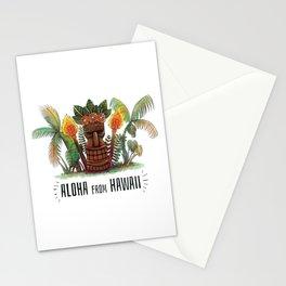 Aloha From Hawaii Stationery Cards