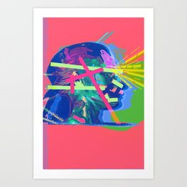 Share your Vision Art Print