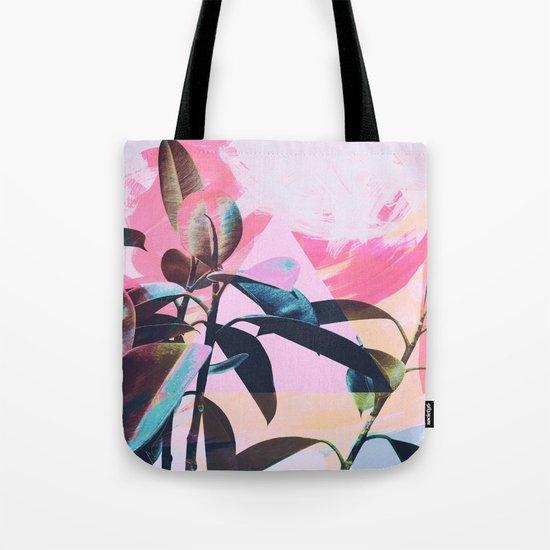 Painted Botanics Tote Bag