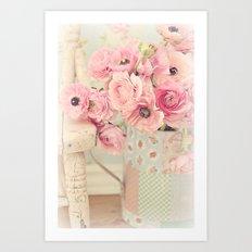 Sweet and Lovely Art Print