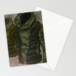Hoodies Stationery Cards