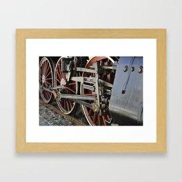 Iron Horse / Pistola, Italy Framed Art Print