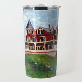 The Angela Maria - York Beach, ME Travel Mug