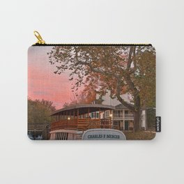 Autumn Twilight Canal Carry-All Pouch