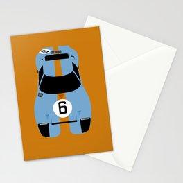 Gulf GT40 Stationery Cards