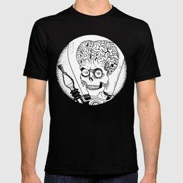 Martian Soldier T-shirt