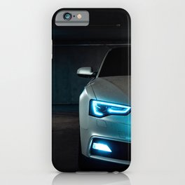Sports Car Headlight iPhone Case