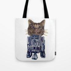Cat2D2 Tote Bag