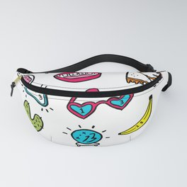 Friday the 13th Flash Sheet Fanny Pack