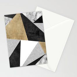 Triangles Are Never Boring Stationery Cards