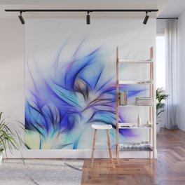 Night Bloom Invert Wall Mural