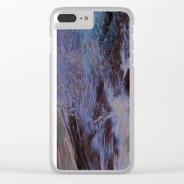 Weak and Powerless Clear iPhone Case