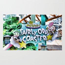 Fairly Odd Coaster Rug