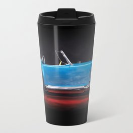Shelby Cobra painting Travel Mug