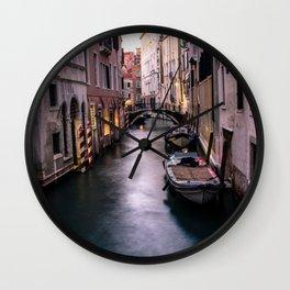 Little Venice Wall Clock