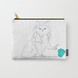 Your Opinion Carry-All Pouch