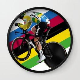 World champ itt Wall Clock