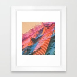 XANNN.6 (everyday 04.12.16) Framed Art Print
