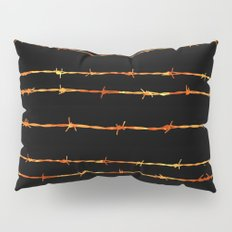 Barbed wire Pillow Sham