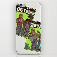 O.G. Yo! iPhone & iPod Skin