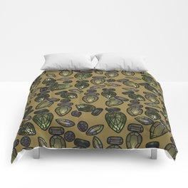 Gemstones 6 Comforters