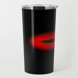 Red Hot Bullet Travel Mug