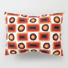 1970s africolor Pillow Sham