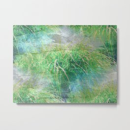 Nature's Miracles Abstract Metal Print