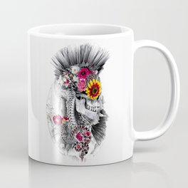 Momento Mori Punk Coffee Mug