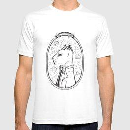 Family Portrait Cat T-shirt