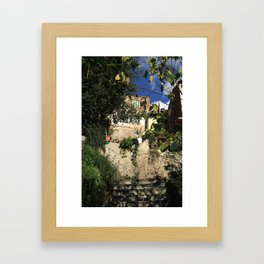 Thessaloniki VI Framed Art Print