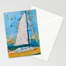 Splendor - Sailboat Stationery Cards