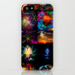 Collected Works iPhone Case