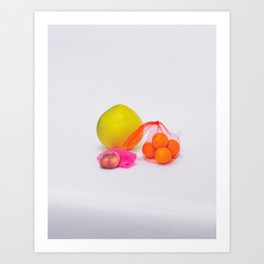 Round,2018 Art Print