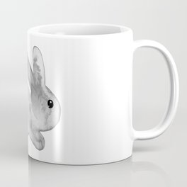 Little Bunny No. 1l by kathy Morton Stanion Coffee Mug
