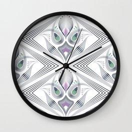 Art Deco 36 . Mystery 2. Wall Clock