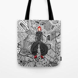 Heroes Fashion 6 Tote Bag