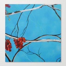 Winter Fruit Series (Part 2) Canvas Print