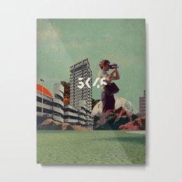 3046 Metal Print
