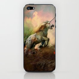 Battle Unicorn iPhone Skin