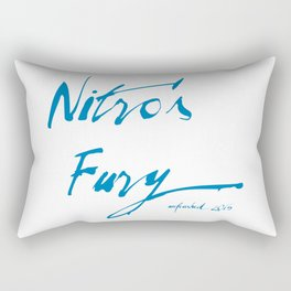 Nitro's Fury Unleashed 2016 Rectangular Pillow