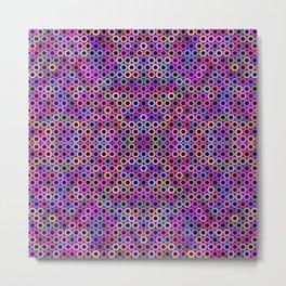 Fruity loop multicolor sprockets Metal Print