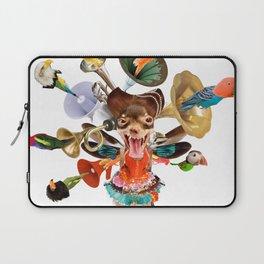 Chicken Legs Ballet Bird Horn Shouter Laptop Sleeve