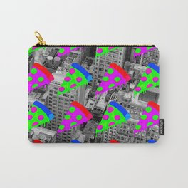 Pizza Invasion NYC Carry-All Pouch