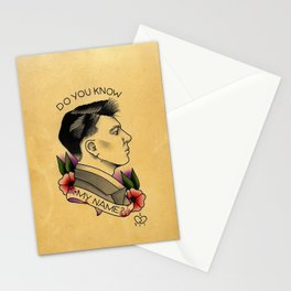 The Last of the Famous International Playboys Stationery Cards